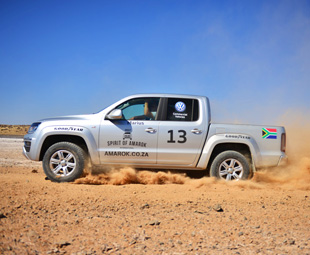 Team South Africa wins International Spirit of Amarok