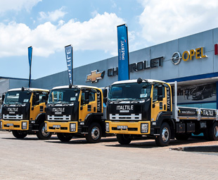 Imperial Logistics and Italtile further relationship