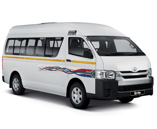 Toyota further supports minibus-taxi operators