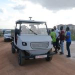 An all-purpose electric car for Africa