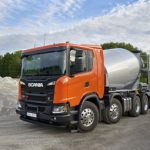 Scania's new generation begins construction