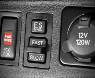 Easy Start Hill Assist is a new driver-assistance feature