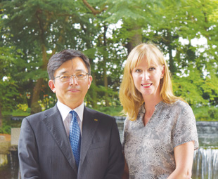 Charleen Clarke interviewed Toshiaki Yasuda, managing officer overseas sales and marketing at Hino Motors, at the company's offices in Tokyo.