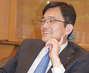 Yasuda has high hopes for the South African market.