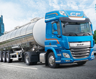 DAF claims that its new CF and XF deliver seven-percent better fuel economy than their predecessors.