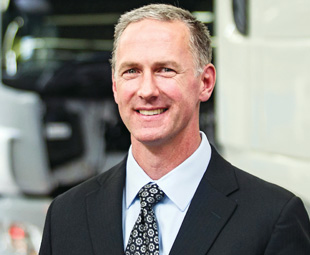 Preston Feight is the new man at the head of DAF. He believes in growing the brand in an intelligent, financially sustainable way.