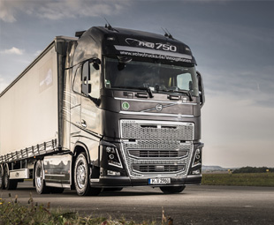 Volvo Trucks top in sales, service and parts