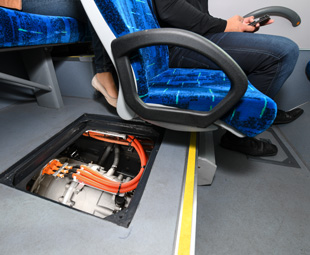 ZF drives electric buses