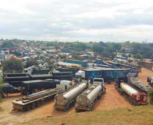 Delays and death at SADC borders