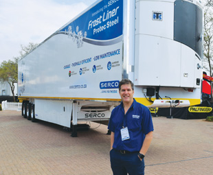 Serco and Eqstra both launched advanced trailers.