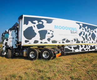 Cool Technology for refrigerated trailers