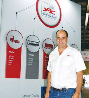 Lategan aims to grow the company in an organic way, while prioritising customer service.