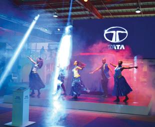 Tata stars at Futuroad!