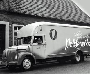 The company has come a long way since freight transport became motorised in the 1920s.