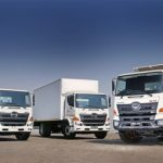 Hino 500 trucks go into local production in South Africa