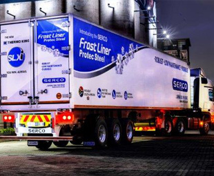Trailer business up for Serco