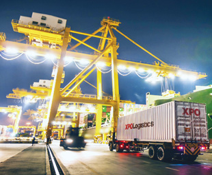 Removing the risk from logistics