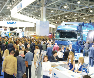 Comtrans was extremely well attended this year.