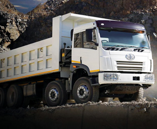 Electric booms as diesel is banned
