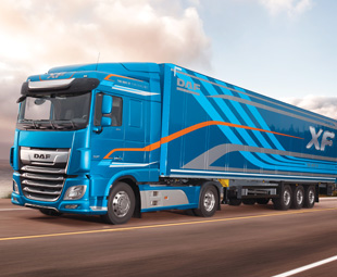 DAF claims title of world's best truck!