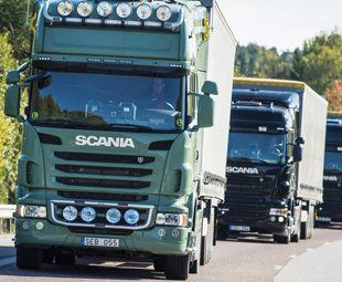 Questions around the UK's truck platoon trial