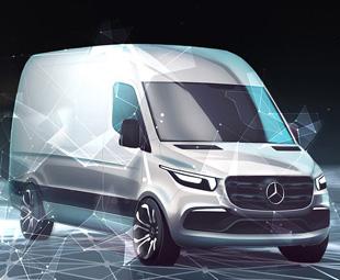 "Mercedes-Benz ""reveals"" new Sprinter (well, almost)"