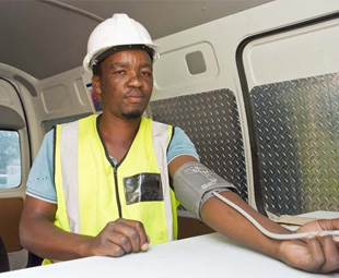 SA truck drivers getting serious about health