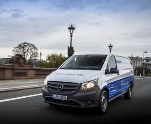 Mercedes-Benz Vans hits new record